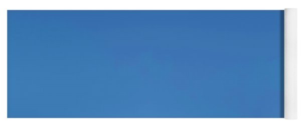 Blue Sky Yoga Mat