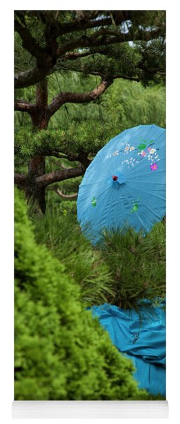 Blue Umbrella Yoga Mat