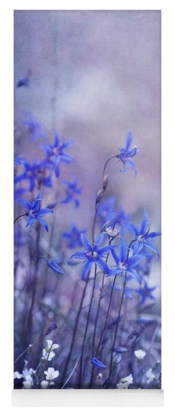 Bluebell Heaven Yoga Mat