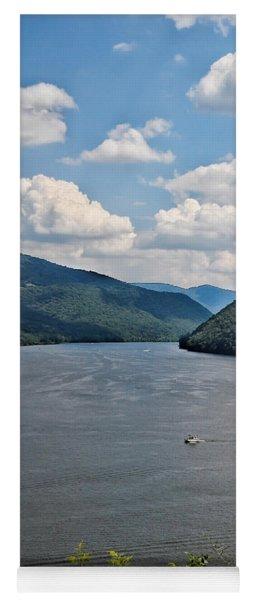 Bluestone Lake - Hinton West Virginia Yoga Mat