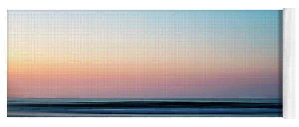 Blurred Yoga Mat
