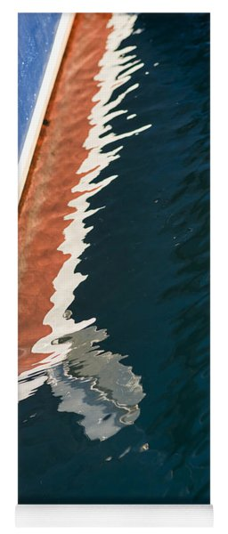 Boatside Reflection Yoga Mat