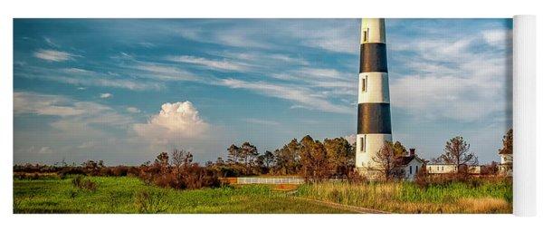 Bodie Island Lighthouse Yoga Mat
