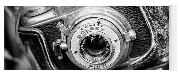 Bolsey B Rangefinder Camera Yoga Mat