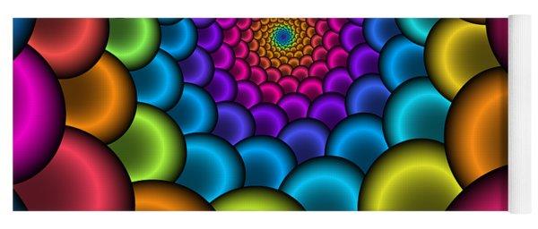 Bonbon Funnel 221 Yoga Mat