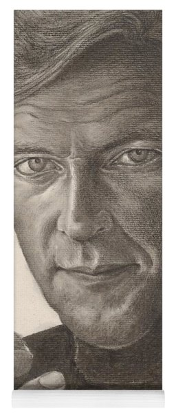 Bond Portrait Yoga Mat