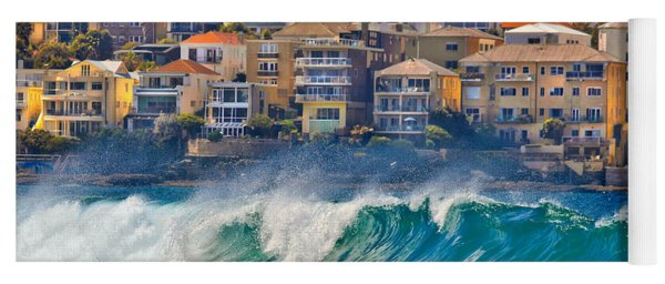 Bondi Waves Yoga Mat