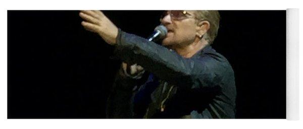 Bono - U2 Yoga Mat