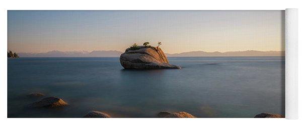 Bonsai Rock Long Exposure Yoga Mat