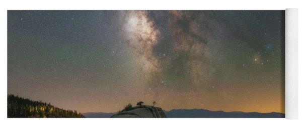 Bonsai Rock Under The Stars Yoga Mat