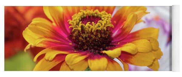 Bouquet Of Flowers Yoga Mat