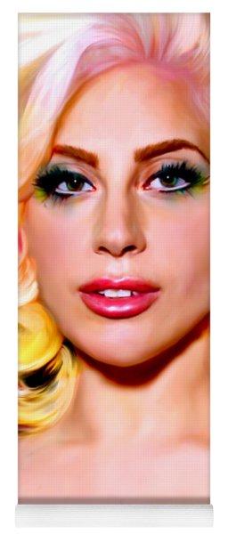 Born This Way, Lady Gaga Yoga Mat