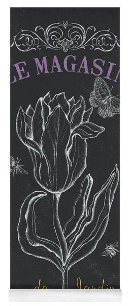 Botanique 4 Yoga Mat
