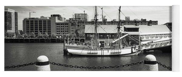 Boston Harbor Series 4860 Yoga Mat