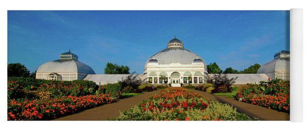 Botanical Gardens 12636 Yoga Mat