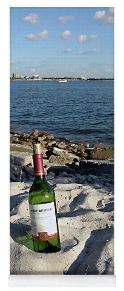 Bottled Beach Yoga Mat