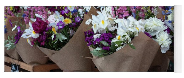 Bouquets For Sale Yoga Mat