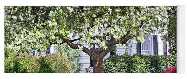 Branches Like Wings  Yoga Mat