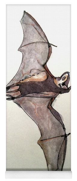Brazilian Free-tailed Bat Yoga Mat