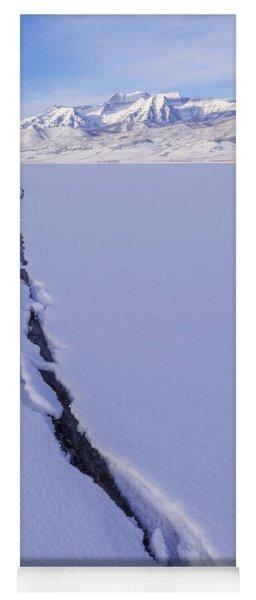 Breaking Ice Yoga Mat