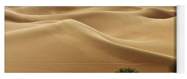 Breathtaking Sand Dunes Yoga Mat