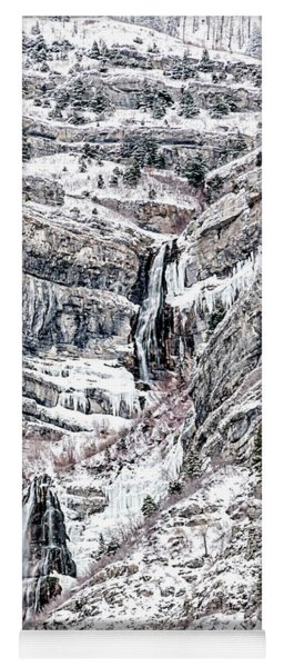 Bridal Veil Falls Canvas Print,photographic Print,art Print,framed Print,greeting Card,iphone Case,s Yoga Mat