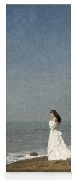 Bride By The Sea Yoga Mat