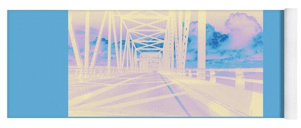 Bridge To Astoria #2 Yoga Mat