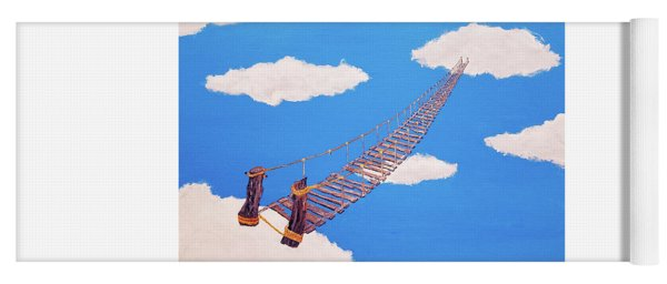 Bridge To Nowhere Yoga Mat