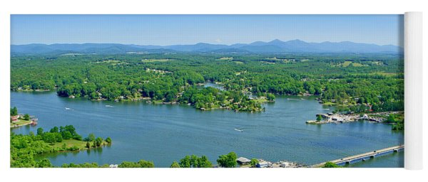 Bridgewater Plaza, Smith Mountain Lake, Virginia Yoga Mat