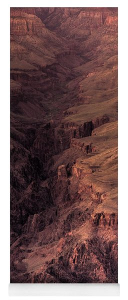 Bright Angel Canyon Grand Canyon National Park Yoga Mat