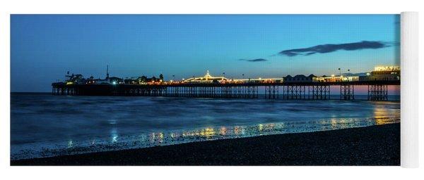 Brighton Pier At Sunset Ix Yoga Mat