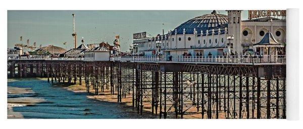 Brighton Pier Yoga Mat