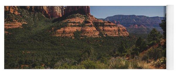 Brins Mesa Trail Vista Yoga Mat