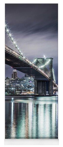 Brooklyn Bound Yoga Mat