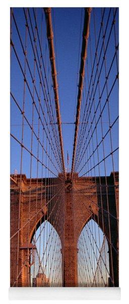 Brooklyn Bridge Yoga Mat