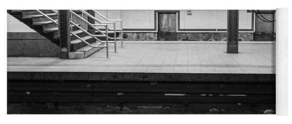 Brooklyn Bridge Subway Yoga Mat