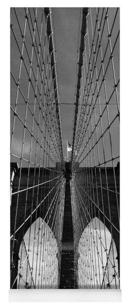 Brooklyn Bridge Tones Yoga Mat
