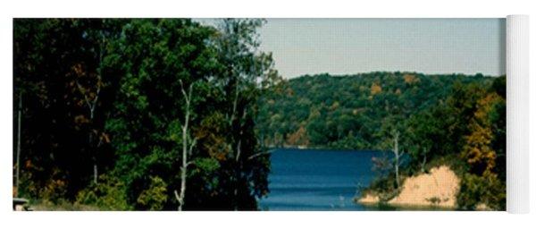 Brookville Lake Brookville Indiana Yoga Mat