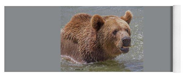 Brown Bear 10 Yoga Mat