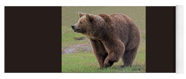 Brown Bear 14.5 Yoga Mat