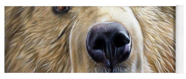 Brown Bear Yoga Mat