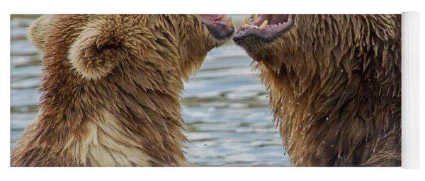 Brown Bears4 Yoga Mat