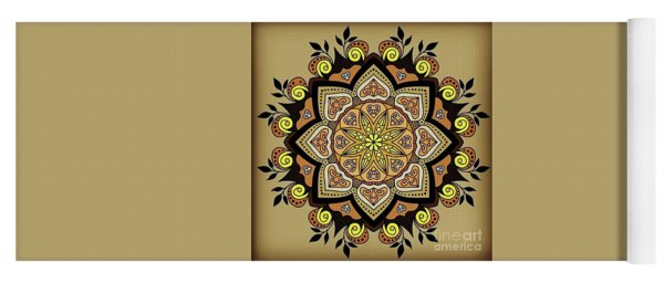 Brown Opal Yoga Mat