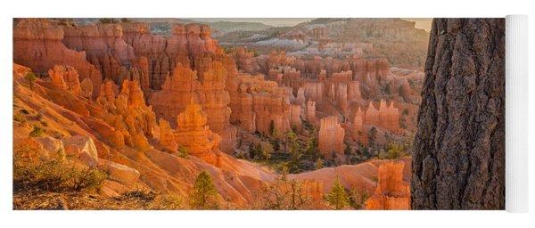 Bryce Canyon National Park Sunrise 2 - Utah Yoga Mat