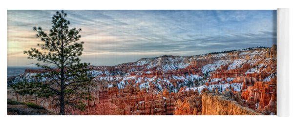 Bryce Canyon Sunrise Yoga Mat
