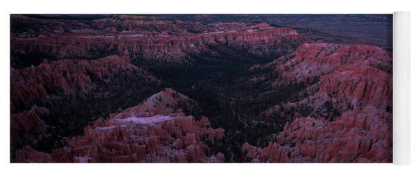 Bryce Point Yoga Mat
