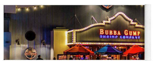 Bubba Gump Shrimp Company Yoga Mat