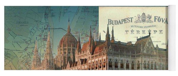 Budapest Fovaros Yoga Mat
