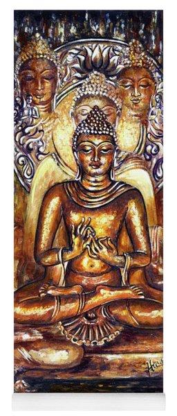 Buddha Reflections Yoga Mat